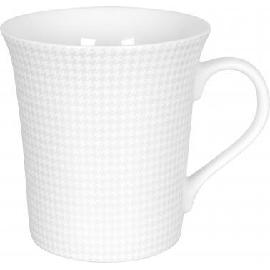 Порцеланова чаша 410мл с декор