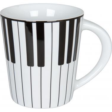 Порцеланова чаша 380мл с декор