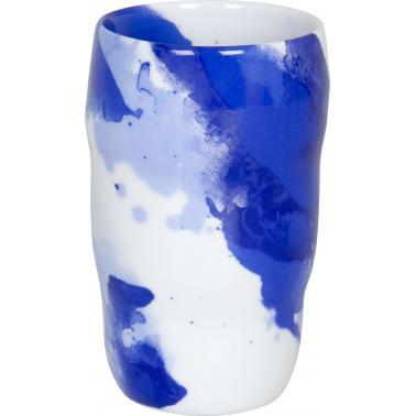 Порцеланова чаша без дръжки 300мл с декор