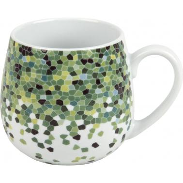 Порцеланова чаша 400мл с декор