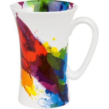 Порцеланова чаша 610мл с декор