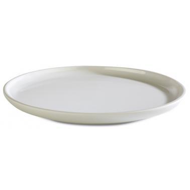 Меламинова чиния  бяла   ф19,5см  ASIA PLUS  - APS