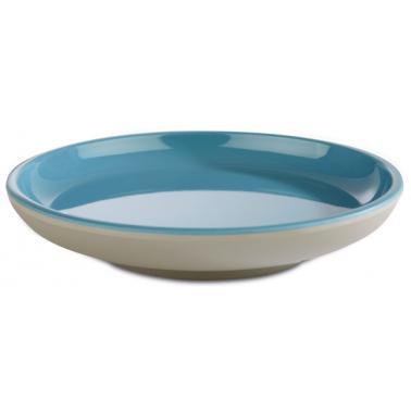 Меламинова чиния  сиво/синьо ф11см ASIA PLUS - APS