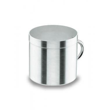Иноксово цилиндрично канче Chef-Aluminio ф18см, h18см, 4.60л. - Lacor