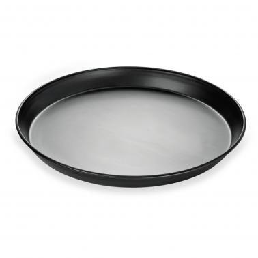 Стоманена тава за пица ф20см (вътрешен диаметър:ф18см) h2.5см - WAS