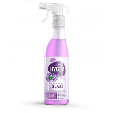 Препарат за почистване на стъкла , помпа, 500мл - ЛЮЛЯК HYGEA - BULENERGY