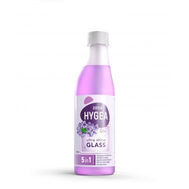 Препарат за почистване на стъкла , пълнител, 500мл - ЛЮЛЯК HYGEA - BULENERGY