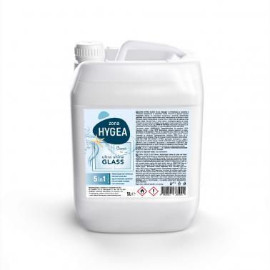 Препарат за почистване на стъкла , туба 5л - ОКЕАН HYGEA - BULENERGY