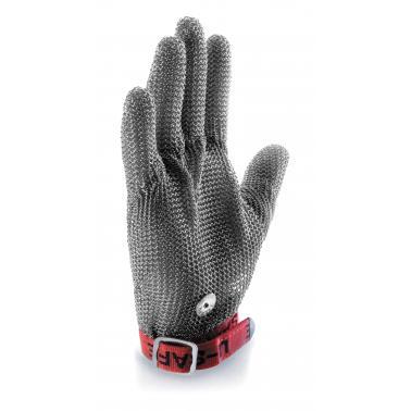 Иноксова малка ръкавица за транжиране  бяла размер 7 - Lacor