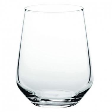 Стъклена чаша за вода / безалкохолни напитки  425мл ALLEGRA - Pasabahce
