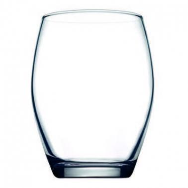 Стъклена чаша за вода / безалкохолни напитки  390мл MONTE CARLO - Pasabahce