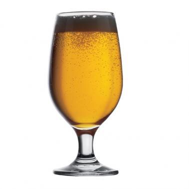 Стъклена чаша за бира 370мл MALDIVE - Pasabahce