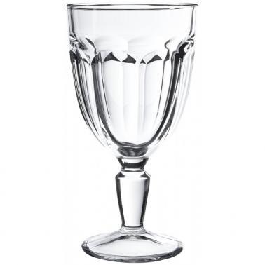 Стъклена чаша за вода / безалкохолни напитки  на столче 320мл CASABLANCA - Pasabahce