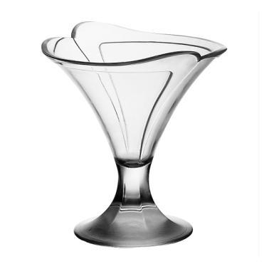 Стъклена чаша за сладолед 300мл MANOLYA - Pasabahce