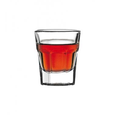 Стъклена чаша за шот 36мл CASABLANCA - Pasabahce