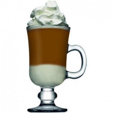 Стъклена чаша за ирландско кафе  / топли напитки  230мл IRISH COFFEE - Pasabahce