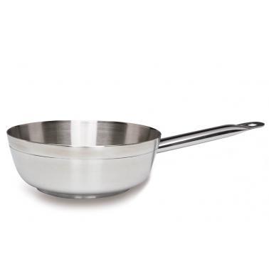 Иноксов тиган за сос конусовиден Chef-Luxe ф16см  h6см 1л  - Lacor