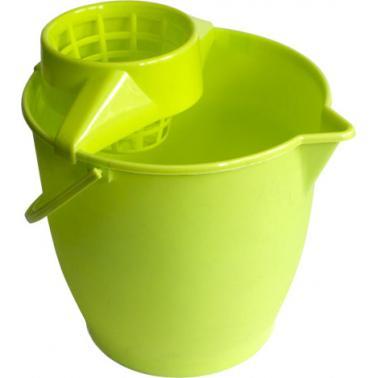Пластмасова кофа 12л с цедка