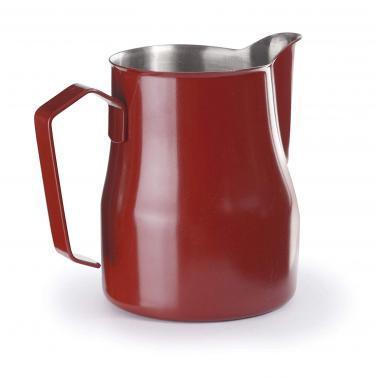 Иноксова бариста каничка за мляко , червена, 0.50л - Lacor
