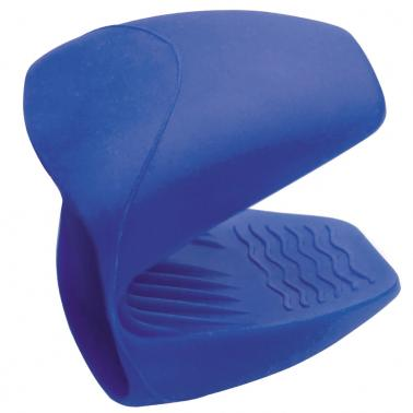 Силиконова ръкохватка  синя - Lacor
