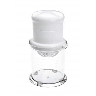 Пластмасова лимоноизтисквачка със стъкло ф11х20см  500мл - Lacor