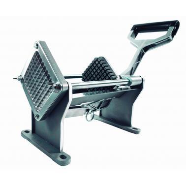Алуминиева машина за рязане на картофи 26х26х42см, 8кг, 2в1 - Lacor