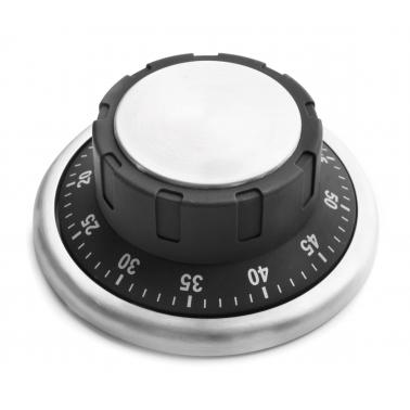 Механичен кухненски таймер  до 60минути   9.5х3.5см - Lacor