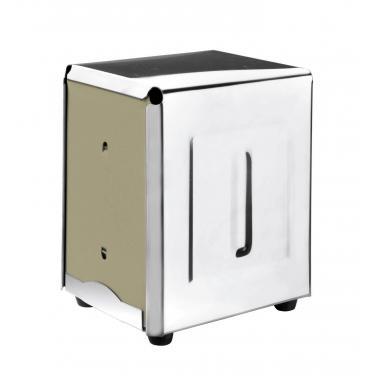 Иноксов салфетник кутия 9.5х13.5см (за салфетки 90х125см) - Lacor