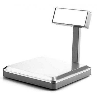 Дигитален кантар от 1гр до 5кг  17.7х17.7см - Lacor