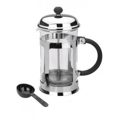 Кана за кафе, кристал/инокс, за 2 кафета, 0.35л. - Lacor