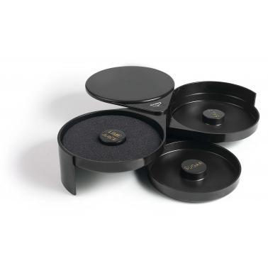 Пластмасов ример с 3 отделения 20x16xh7,5см - Lacor