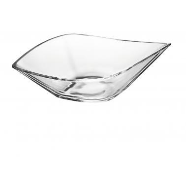 Стъклена купа 33х19см LEAF 62964 - VIDIVI