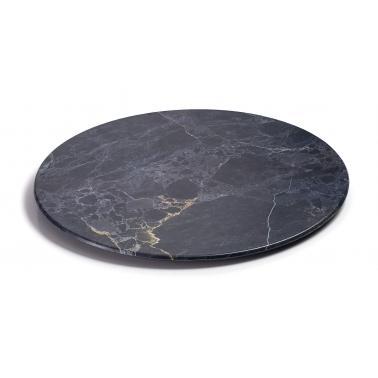 Меламиново плато кръгло 55xh3см COLECCIÓN STONE - Lacor