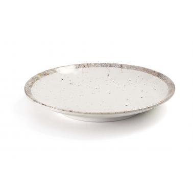 Меламинова чиния кръгла ф24,2xh3,5см COLECCIÓN EARTH - Lacor