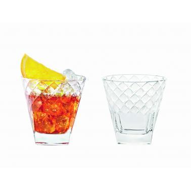 Стъклена чаша за уиски / алкохол 340мл CAMPIELLO 67064 - VIDIVI