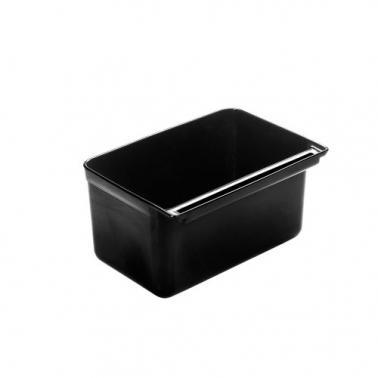 Пластмасово кошче за прибори , 33х23х18см, черно - Lacor