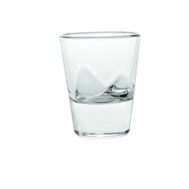 Стъклена чаша за  шот с дебело дъно RIALTO 66701 - VIDIVI
