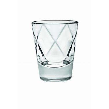Стъклена чаша  за шот  80мл CONCERTO 66705 - VIDIVI
