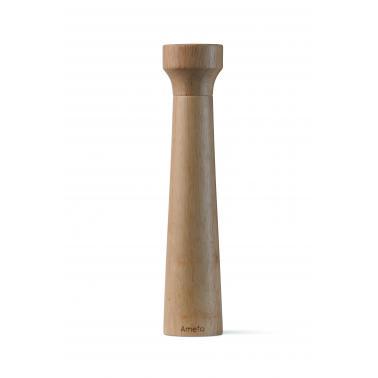 Дървена мелничка за пипер и сол h30см MODERN - Amefa