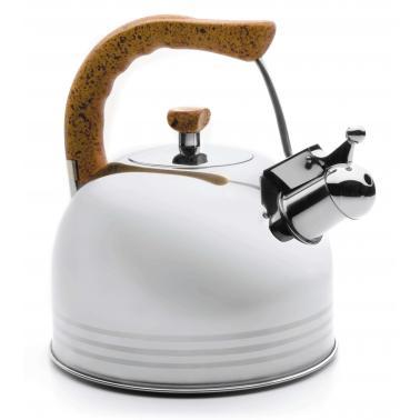 Иноксов чайник под налягане 18/10, подходящ за индукция, 2л. - Lacor