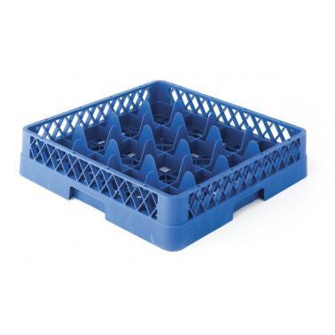 Полипропиленова кошница за съдомиялна , 16 раздела, 50х50х10.3см - Lacor
