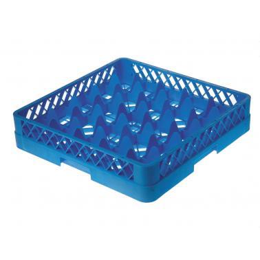 Полипропиленова кошница за съдомиялна , 25 раздела, 50х50х10.3см - Lacor