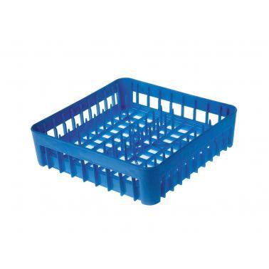 Полипропиленова кошница за съдомиялна за плата и чинии , 35х35х12см - Lacor