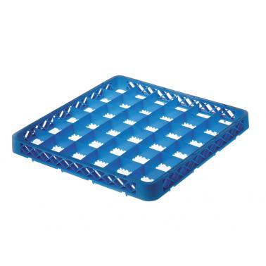 Полипропиленова кошница за съдомиялна , 36 раздела, 50х50х4.5см - Lacor