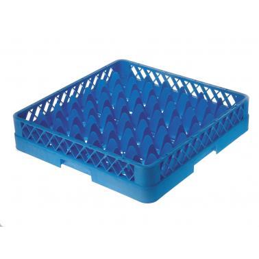 Полипропиленова кошница за съдомиялна , 49 раздела, 50х50х10.3см - Lacor