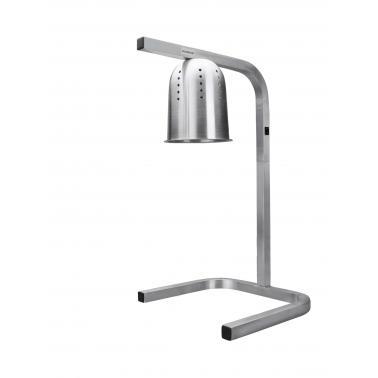 Отопляема лампа за бюфет с 1 крушка, алуминиева, 275W, 34х33х56 - 71 см - Lacor