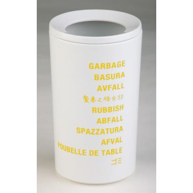 Меламиново кошче за маса, ф10см 1л. - APS