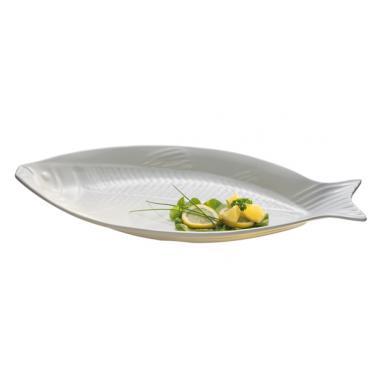 Меламинова чиния риба 58,5xh5,5см - APS