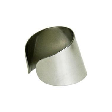 Иноксов пръстен за салфетки