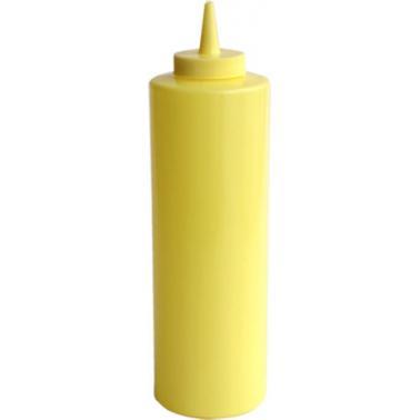 Пластмасова бутилка за сос с широко гърло 1025мл